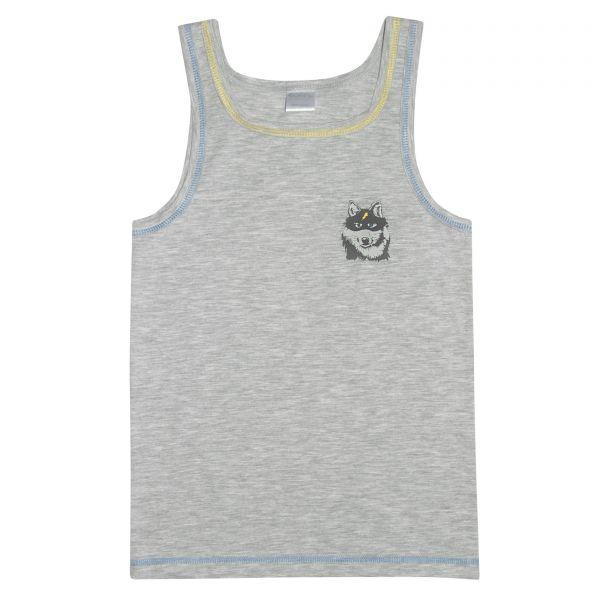 Art.55206 sweater grau mel.