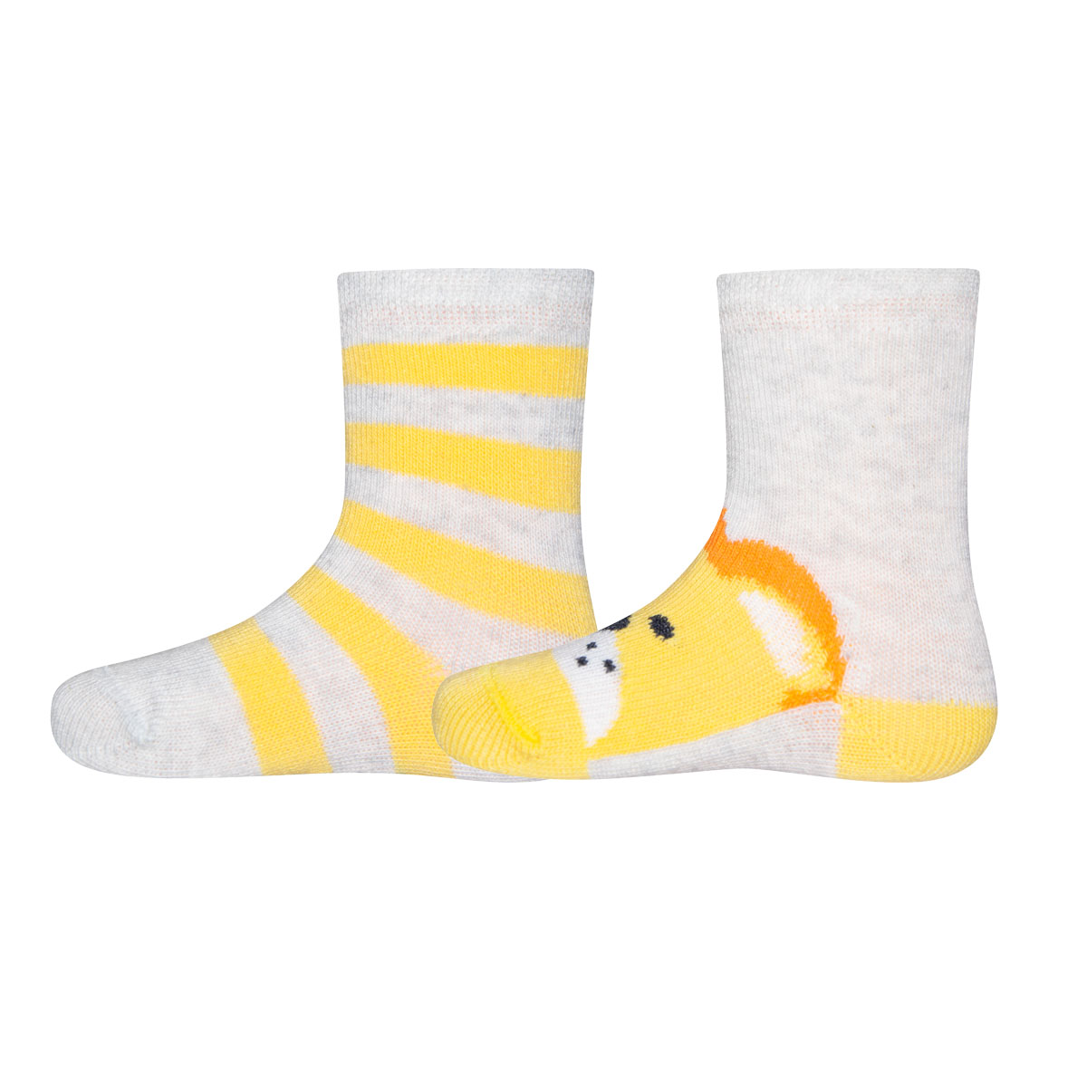 ABS-Socken Softstep Fuchs Ringel